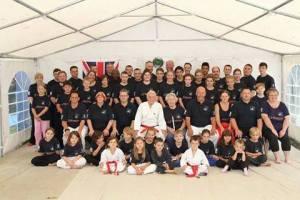 judo camp week
